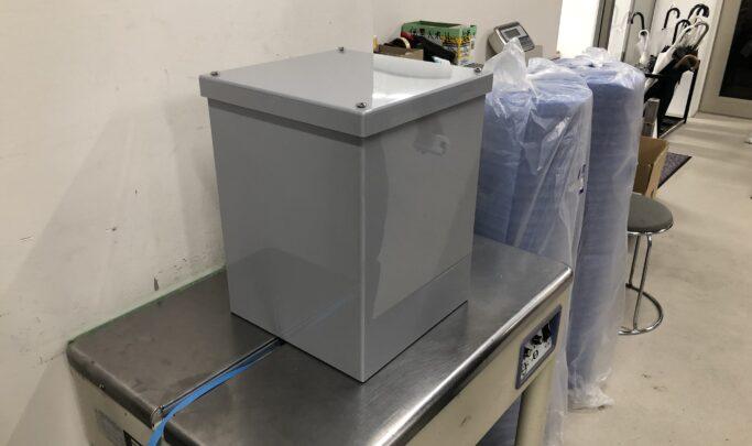 塩ビ変形プルボックス