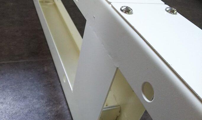 防災電源共用盤架台