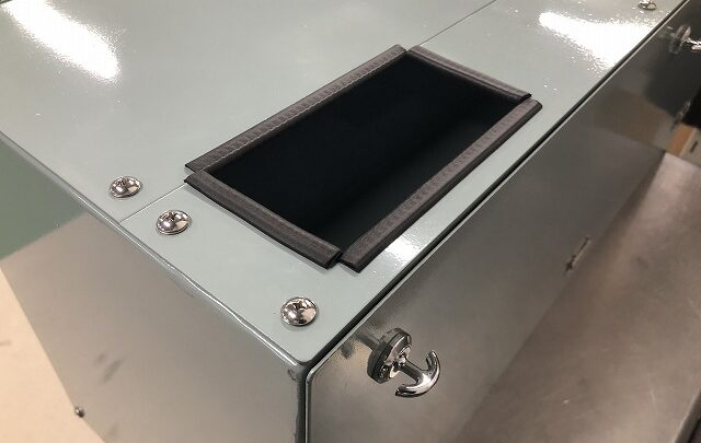 組立式プルボックス