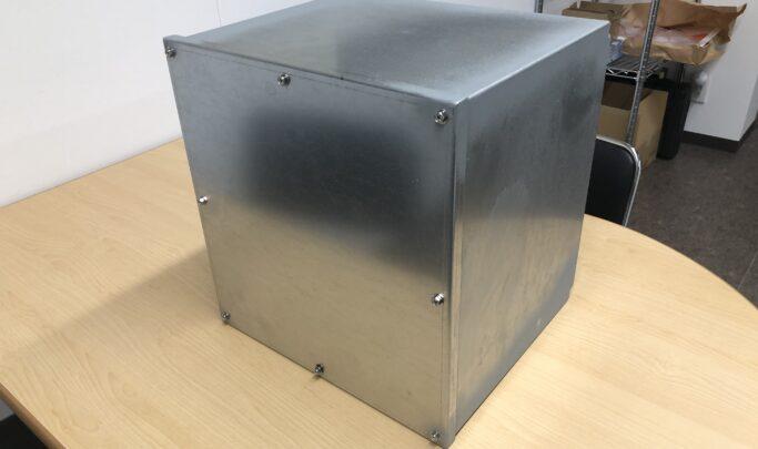 ZAM コーキングスペース付き変形BOX