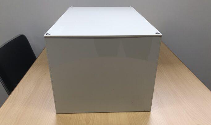 塩ビ平蓋プルボックス